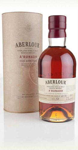 Aberlour a'bunadh Batch No. 54 Single Malt