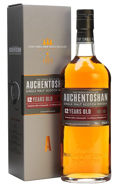 Auchentosan 12Y single malt