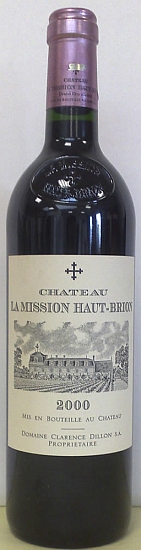 Chateau Mission Haut Brion