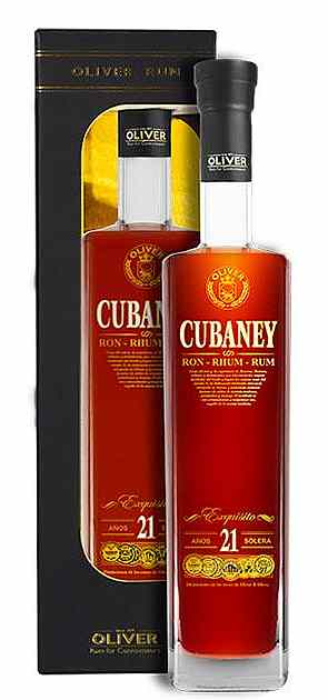 Ron Cubaney EXQUISITO 21YO