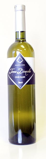Degrassi Terre Bianche cuvee blanc