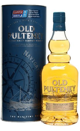 Old Pulteney Navigator Limited Edition