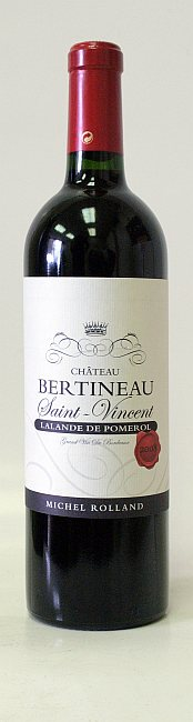 Chateau Bertineau St. Vincent